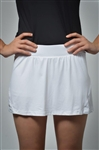 Divided Skirt: White