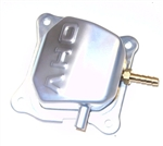 Cover, Valve, w/Nipple, GX120 to GX200 : Genuine Honda, with Pulse Fitting