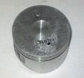 Piston, GX200, Flat-Top, 1.6 mm rings (T2) : Genuine Honda (oversize only)
