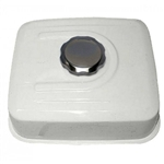 Gas Tank, GX160 & GX200, White : Genuine Honda