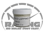Lapping (grinding) Compound, Valves, 600 Grit Aluminum Oxide. Used if ultra fine finish is desired.