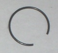 Clip, Piston Pin (18 mm), GX160, GX200, GX240, & GX270 : Genuine Honda, ea