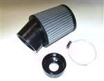 Race Air Filter Kit, Cup (QMA) Style