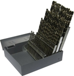 "Drill Bit Set for Main Jets, .040"" to .228"" (1 thru 60)"