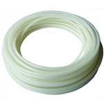 "Tube, White Nylon 1/4"" (Linkage Sleeve & Brake Line), 100 foot roll"