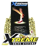 Chain, RLV Xtreme, Gold on Gold (High Performance), #35 - 106 link