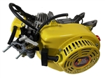 Engine, BSP 6.5 196cc (Chinese OHV), Yellow (BSP Cam Included)
