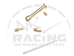Conversion Kit, Methanol to Gas, 28mm Flat-Slide Mikuni