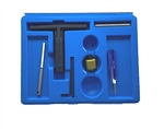 Valve Seat Cutter Kit, GX200 (& 6.5 Chinese OHV's), 1 Angle,