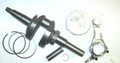 Engine Kit, 202cc, 2.186 (+.060) Stroker, 2.68 Bore, Clone Crank & Piston