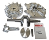 Engine Kit, 214 to 236cc, 2.310 Billet Stroker Crank with Wiseco Piston - GX200, Predators, & Clones