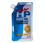 Oil, Engine, RLV HP Kart Oil, 4-T Synthetic Formulation
