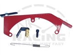 Linkage, Throttle Kit, Sox, GX200, 6.5 OHV, & 212 Predator, without stock throttle plate