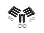 Motor Mount Bolt Kit, PMR Mounts