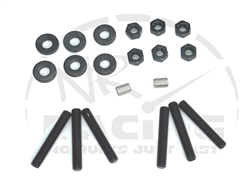 Stud Kit, Side Cover (with solid Dowels) - GX200, 6.5 Chinese OHV, & 212 Predator
