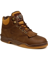 Roper Footwear Men's Horseshoe Kiltie Boots
