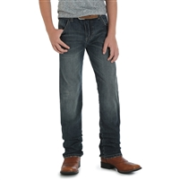 Wrangler Little Boy's Retro Slim Straight Jean