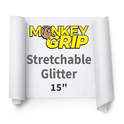 Monkey Grip Stretchable Glitter