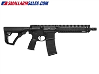 "Daniel Defense M4 Carbine, MK18-Factory SBR (10.3"" CHF Barrel)-Black RISII"