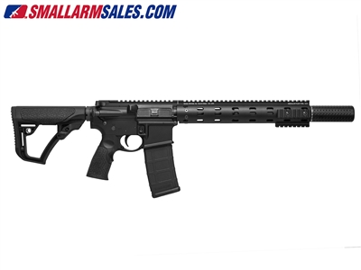 Daniel Defense M4 Carbine, ISR-300 AAC Blackout (Integrally Suppressed Rifle)**NFA Product**