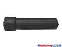 Knight's Armament 7.62 Combat Rifle Suppressor, Black