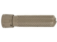 Knight's Armament 7.62 Combat Rifle Suppressor, FDE