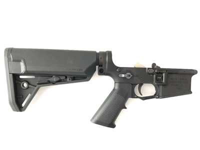 KNIGHT'S ARMAMENT SR-15 IWS LOWER RECEIVER ASSEMBLY