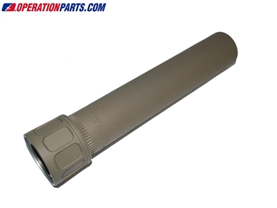 Knight's Armament 762mm QDC Suppressor, FDE