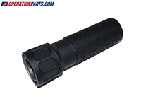 Knight's Armament 762mm QDCCQB Suppressor, Black