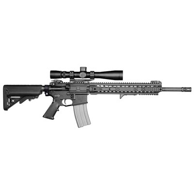 "Knight's Armament SR-15E3 Light Precision Rifle LPR 18"" Barrel (Collapsible stock)"