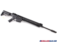 "Knight's Armament SR-25 Enhanced Combat ECR with 20"" Barrel, Flash Hider and Collapsible Stock"
