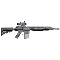"Knight's Armament SR-25 EC Enhanced Carbine with 16"" Barrel and Collapsible Stock"