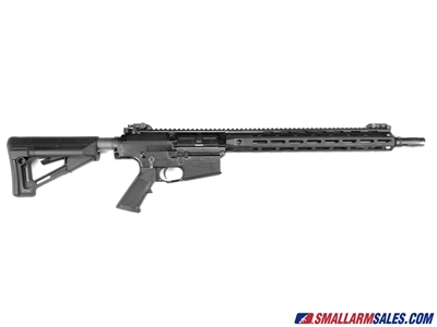 SR-25 E2 ACC 16 Light Profile Barrel URX 4 M-LOK