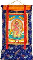 4 Ft. Kurukulle Hand Painted Thangka SHIPS FREE WORLD WIDE