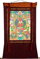 Red Tara 55 Inches SHIPS FREE WORLD WIDE