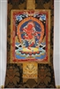 Kurukulle Brocaded Thangka 50 inches