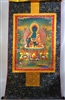 NEW Medicine Print Thangka
