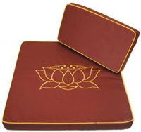 Large Lotus Meditation Cushion