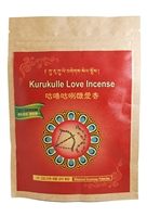 Organic Blessed Kurukulle Attracting and Protection Incense