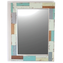 "Mirror RW Rectangular Multi Block 22x30x2.5"" .."