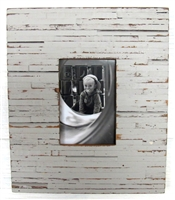 "Frame RW Grey Wash Stripe (4x6) 10x12"" Stand.."