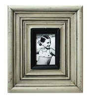 "Frame RW Grey Black Thick (4x6) 12x14""  (Stand).."