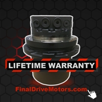 Yanmar B17-2 Final Drive Motor With Travel Motor