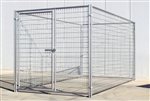 Cactus Dog Kennel 6'W x 12'D x 6'H