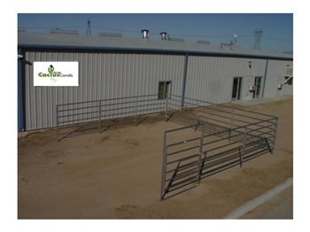 6-Rail Horse Corral Add-On