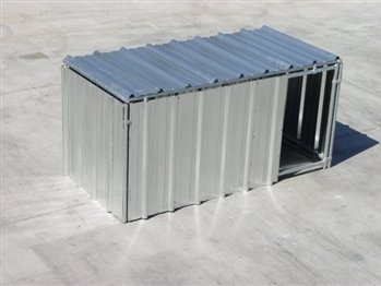 Hog Shelter Enclosure