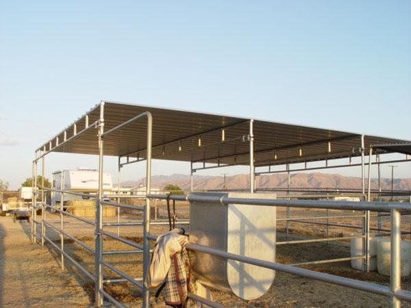 Horse Shelters 24 X24 Horse Shelter Cactus Horse Corrals
