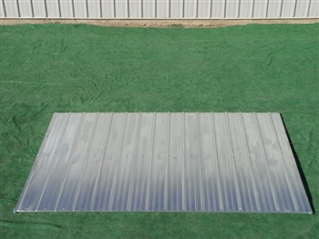 Horse Shelter Roof Panel