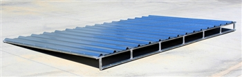 Horse Shelter Trussed Roof Panel