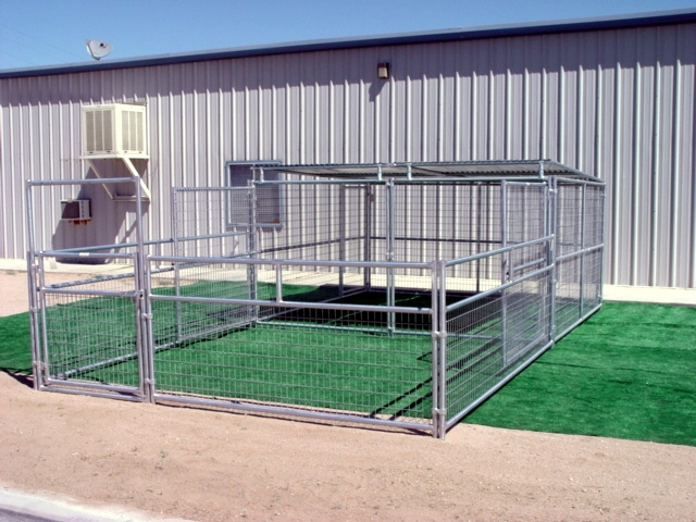 Livestock Pens 12 X 24 Livestock Pen Enclosure With